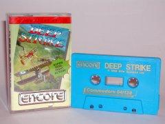 Commodore C64 game (cassette): Deep Strike