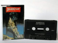 Commodore C64 game (cassette): Garrison