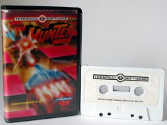 Commodore C64 game (cassette): Hunter