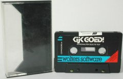 Commodore C64 game (cassette): Kijk Goed !