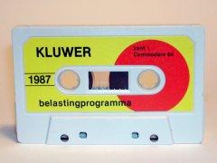 Kluwer belastingprogramma 1987