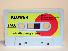 Kluwer tax-program 1988.