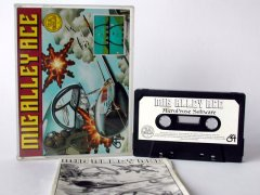 Commodore C64 game (cassette): Mig Alley Ace