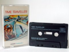 Commodore C64 game (cassette): Time Traveller