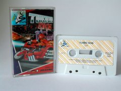 Commodore C64 game (cassette): Turbo Bike