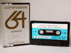 Commodore C64 communications program (cassette): Viditel