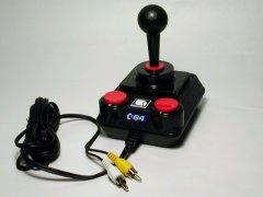 Der C64-DTV, PAL-Version.