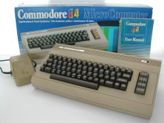 Commodore C64 revision A