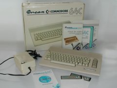 Commodore C64c - Drean (Argentina)
