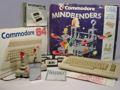 Commodore C64c - Mindbenders