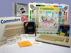 Commoodre C64c - TV Quizpack