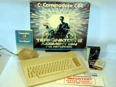 Commodore C64c - Terminator 2