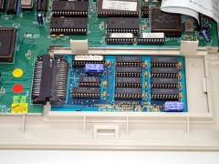 The memory expansion for the Commodore C65.