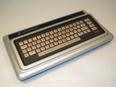 Der Commodore Max Machine.