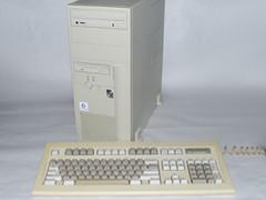 Commodore Pentium 166 MHz MMX