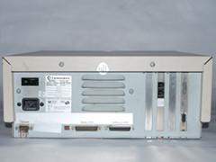 Hintere Ansicht vom PC 30-III Computer.