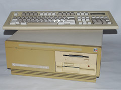 Commodore PC 35-III