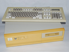 Commodore 386SX-25