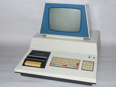 Commodore PET 2001 (Blue)