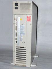 Rear view of the Commodore T486-25C computer.