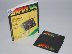 Commodore C64 magazine (diskette): Input 64