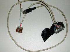 C64S interface cable.