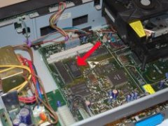 CDi player Timekeeper IC repair.