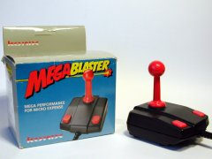 Mega Blaster with original packaging.