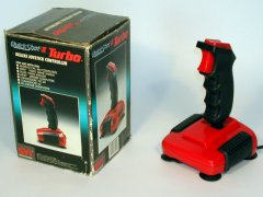 QuickShot II Turbo, QS-111 with original packaging.