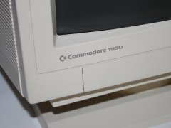 Das Logo der Commodore 1930 Monitor.