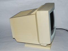 The side view of the 1934 monitor.