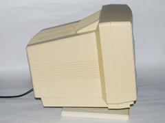 The side view of the 1936 monitor.