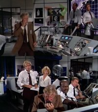 Commodore VIC-20 in the motion picture: Airplane II.