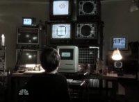 A Commodore Amiga 1000 in the TV-series Chuck.