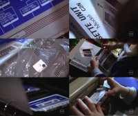 A Commodore C64 computer, C2N datassette and a 1541 diskdrive in the movie Stephen King - Nightmares and Dreamscapes