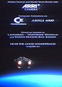 The Commodore Amiga 4000 gets mentioned in the credits of the movie The High Crusade.